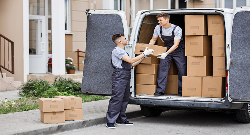 Man And Van Removals in Brighton East Sussex